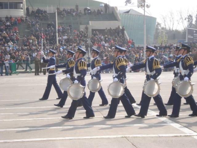 Parada Militar Chile 2009 (Preparatoria) Dsc04430