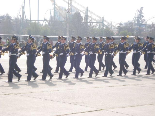 Parada Militar Chile 2009 (Preparatoria) Dsc04431