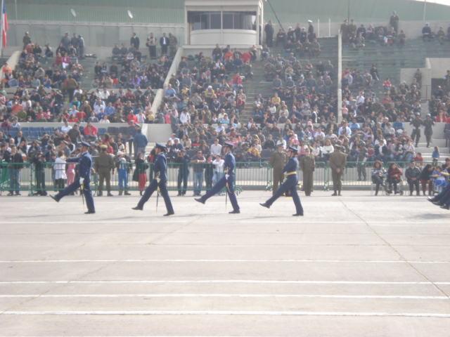 Parada Militar Chile 2009 (Preparatoria) Dsc04441