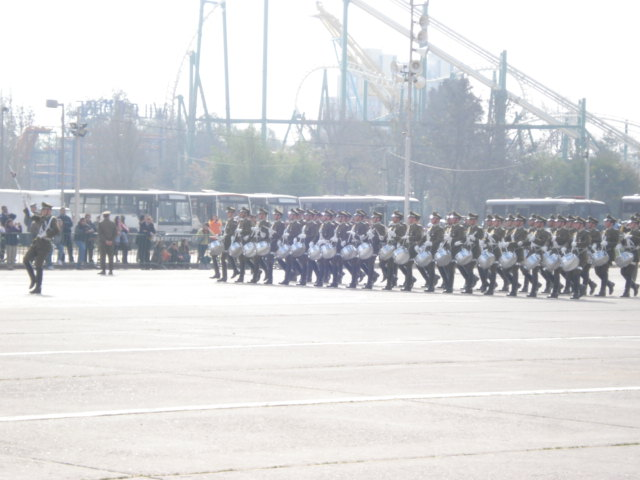 Parada Militar Chile 2009 (Preparatoria) Dsc04442