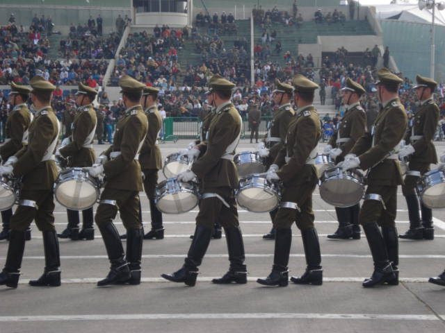 Parada Militar Chile 2009 (Preparatoria) Dsc04444