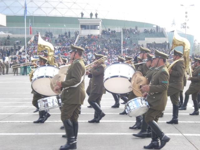 Parada Militar Chile 2009 (Preparatoria) Dsc04445