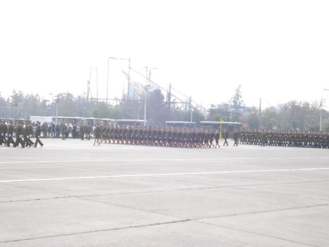 Parada Militar Chile 2009 (Preparatoria) Dsc04446