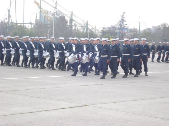 Parada Militar Chile 2009 (Preparatoria) Dsc04450