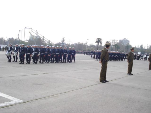 Parada Militar Chile 2009 (Preparatoria) Dsc04451