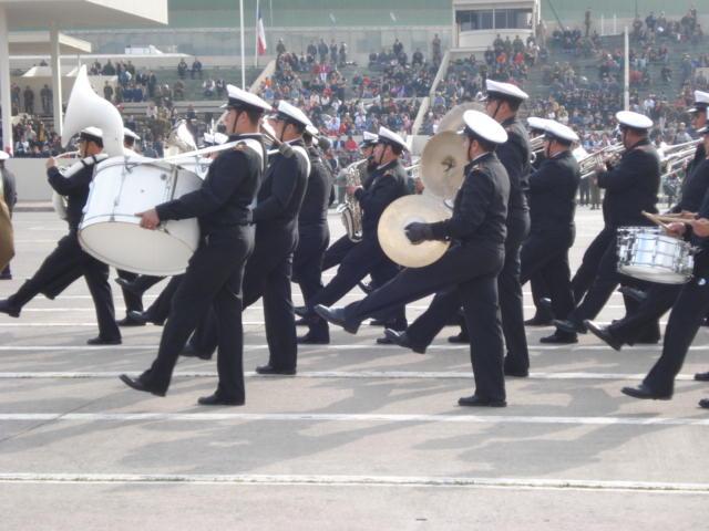 Parada Militar Chile 2009 (Preparatoria) Dsc04452