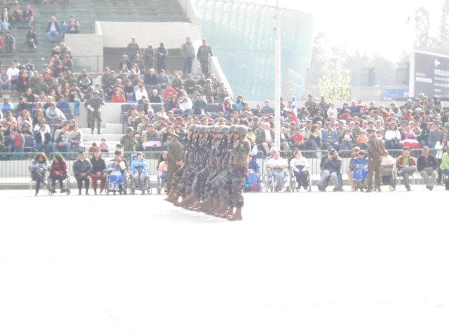 Parada Militar Chile 2009 (Preparatoria) Dsc04456