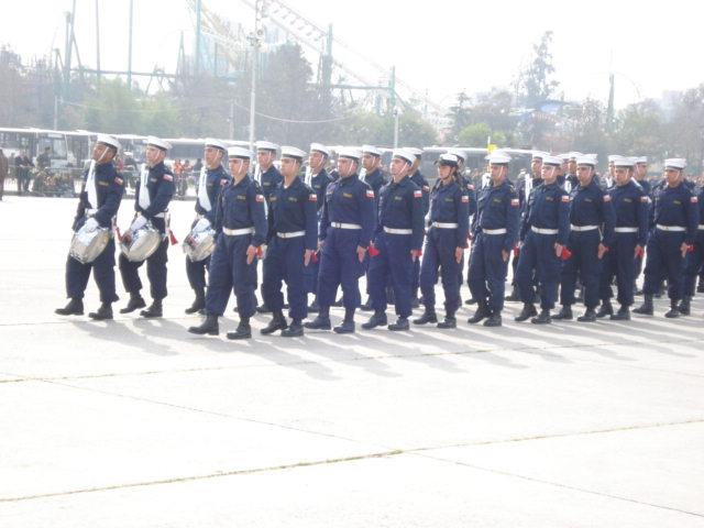 Parada Militar Chile 2009 (Preparatoria) Dsc04510