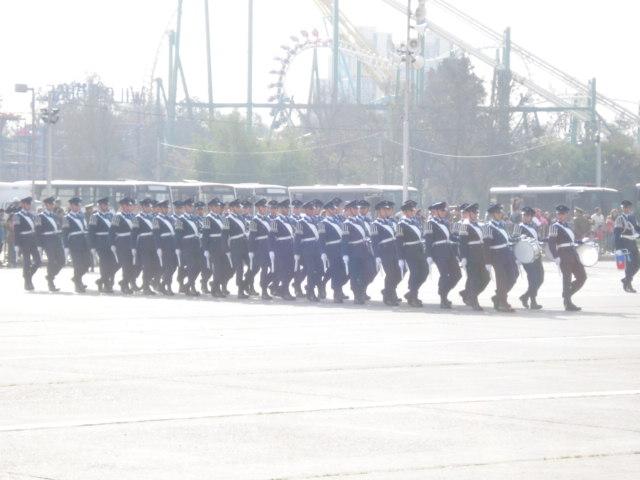 Parada Militar Chile 2009 (Preparatoria) Dsc04516