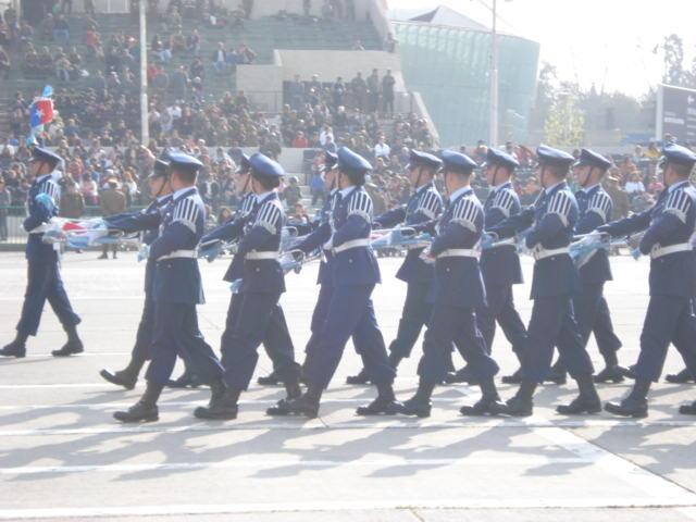 Parada Militar Chile 2009 (Preparatoria) Dsc04517