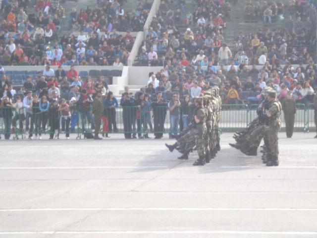 Parada Militar Chile 2009 (Preparatoria) Dsc04530