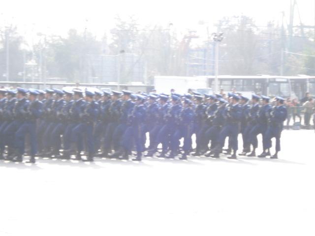 Parada Militar Chile 2009 (Preparatoria) Dsc04531