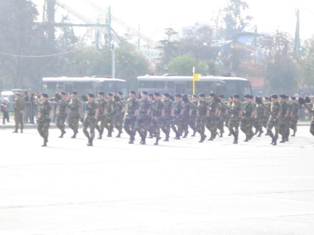 Parada Militar Chile 2009 (Preparatoria) Dsc04533