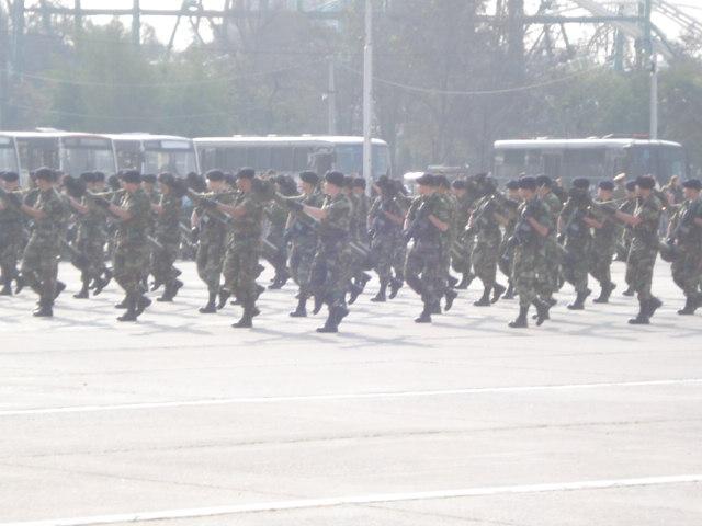 Parada Militar Chile 2009 (Preparatoria) Dsc04534