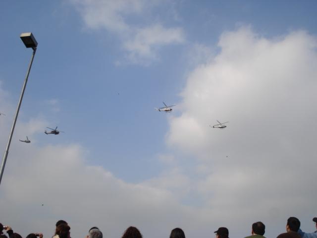 Parada Militar Chile 2009 (Preparatoria) Dsc04537
