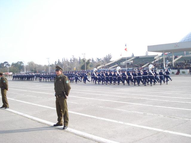 Parada Militar Chile 2009 (Preparatoria) Dsc04540