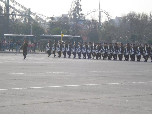 Parada Militar Chile 2009 (Preparatoria) Dsc04541