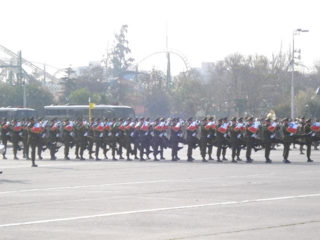 Parada Militar Chile 2009 (Preparatoria) Dsc04542