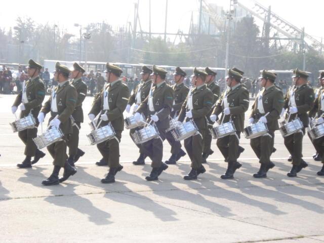 Parada Militar Chile 2009 (Preparatoria) Dsc04543