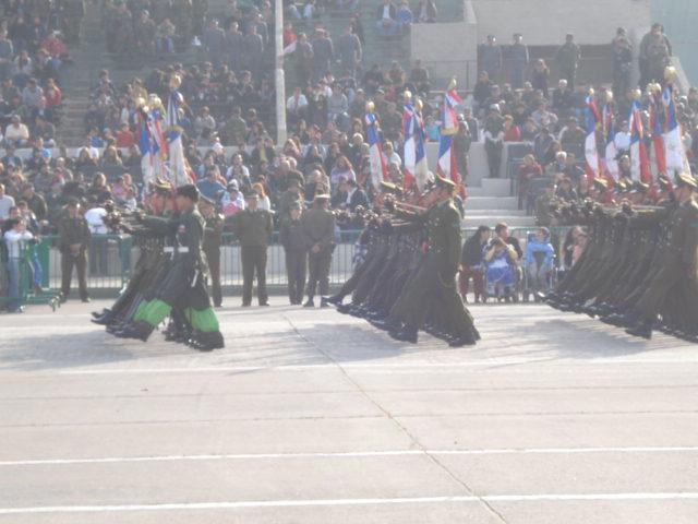 Parada Militar Chile 2009 (Preparatoria) Dsc04545