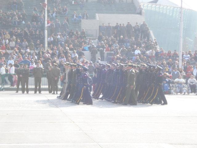 Parada Militar Chile 2009 (Preparatoria) Dsc04546