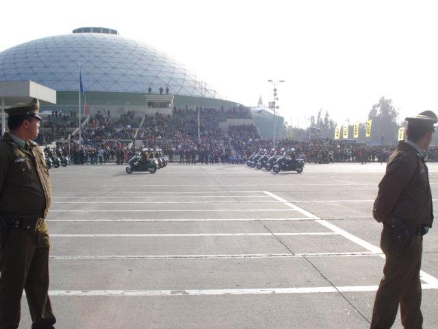 Parada Militar Chile 2009 (Preparatoria) Dsc04557