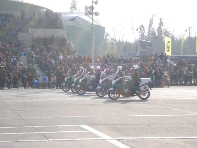 Parada Militar Chile 2009 (Preparatoria) Dsc04559