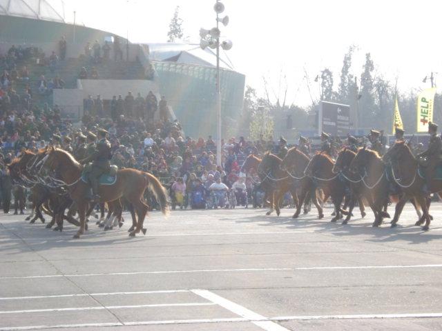 Parada Militar Chile 2009 (Preparatoria) Dsc04560