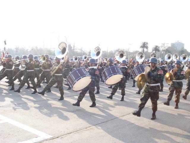 Parada Militar Chile 2009 (Preparatoria) Dsc04610