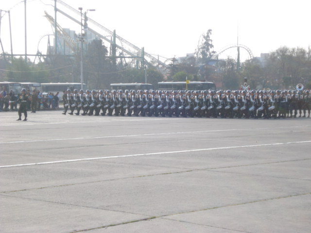 Parada Militar Chile 2009 (Preparatoria) Dsc04611