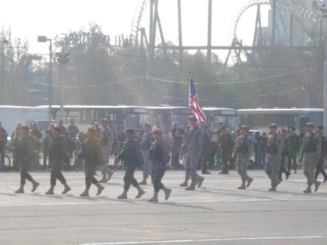 Parada Militar Chile 2009 (Preparatoria) Dsc04615