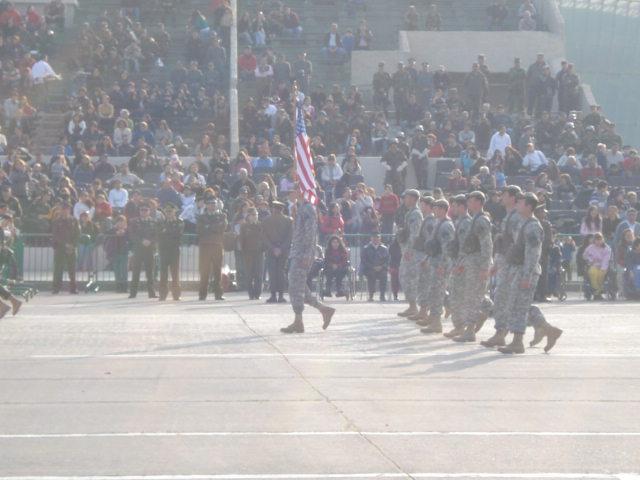 Parada Militar Chile 2009 (Preparatoria) Dsc04617