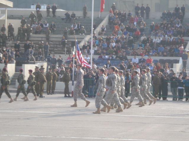 Parada Militar Chile 2009 (Preparatoria) Dsc04618