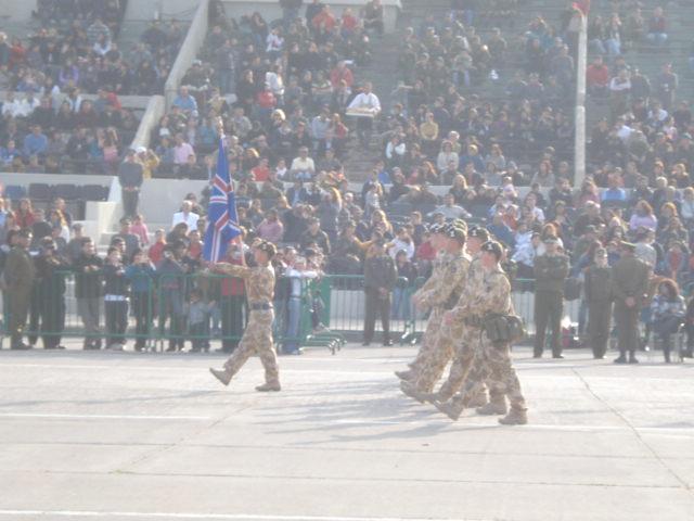 Parada Militar Chile 2009 (Preparatoria) Dsc04619