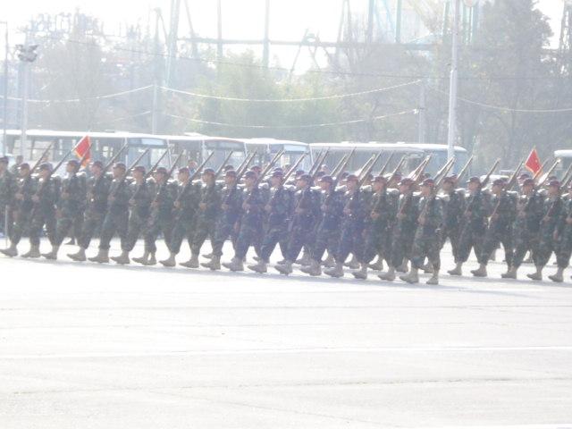 Parada Militar Chile 2009 (Preparatoria) Dsc04622