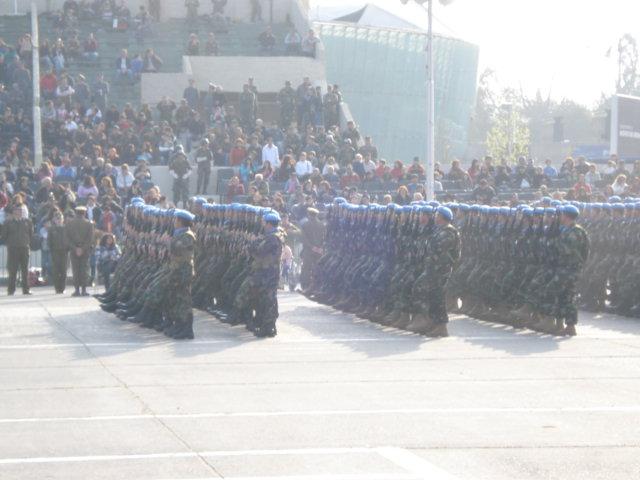Parada Militar Chile 2009 (Preparatoria) Dsc04623