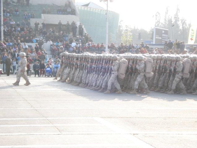 Parada Militar Chile 2009 (Preparatoria) Dsc04628