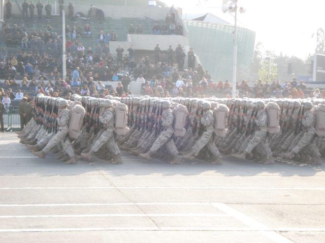 Parada Militar Chile 2009 (Preparatoria) Dsc04629