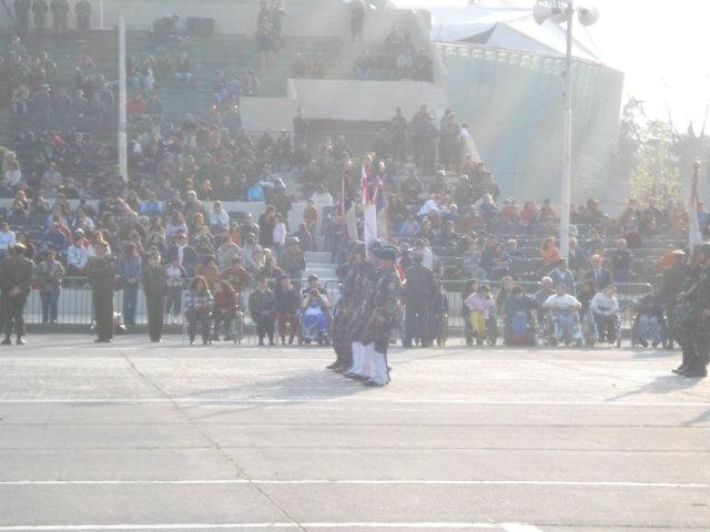 Parada Militar Chile 2009 (Preparatoria) Dsc04630