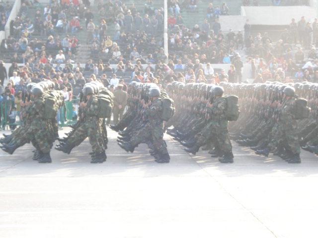 Parada Militar Chile 2009 (Preparatoria) Dsc04631