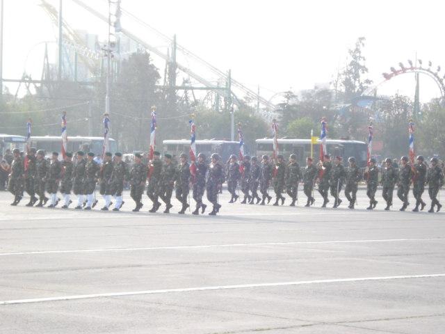 Parada Militar Chile 2009 (Preparatoria) Dsc04633
