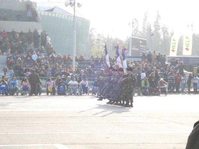 Parada Militar Chile 2009 (Preparatoria) Dsc04636