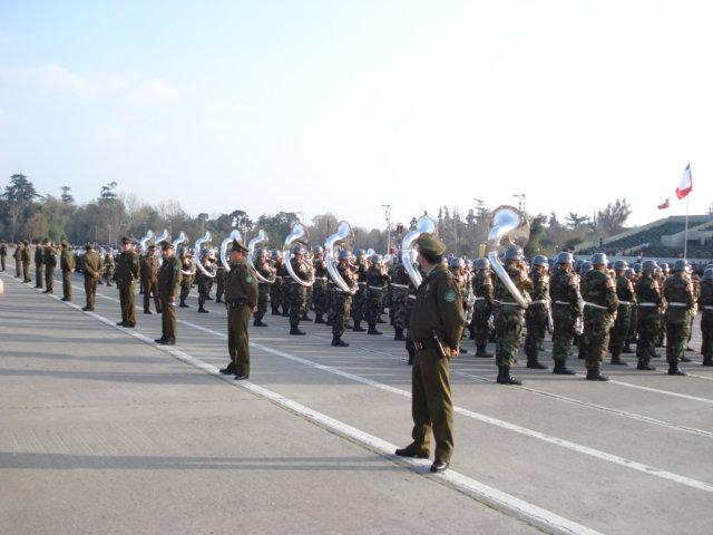 Parada Militar Chile 2009 (Preparatoria) Dsc04638