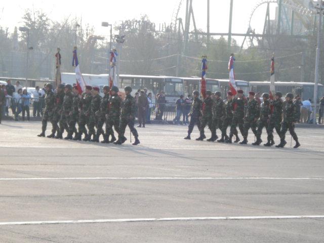 Parada Militar Chile 2009 (Preparatoria) Dsc04639