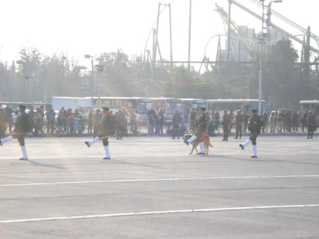 Parada Militar Chile 2009 (Preparatoria) Dsc04641