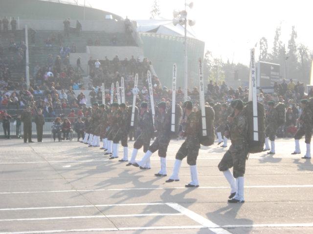 Parada Militar Chile 2009 (Preparatoria) Dsc04644