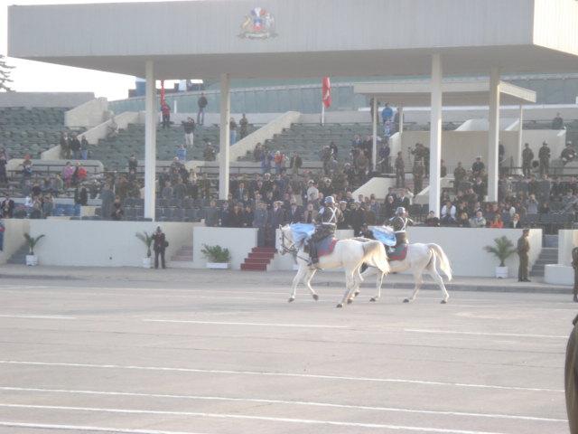 Parada Militar Chile 2009 (Preparatoria) Dsc04710