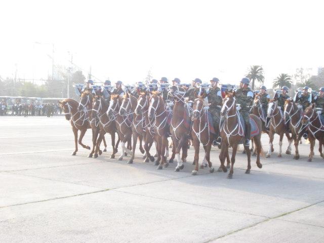 Parada Militar Chile 2009 (Preparatoria) Dsc04711