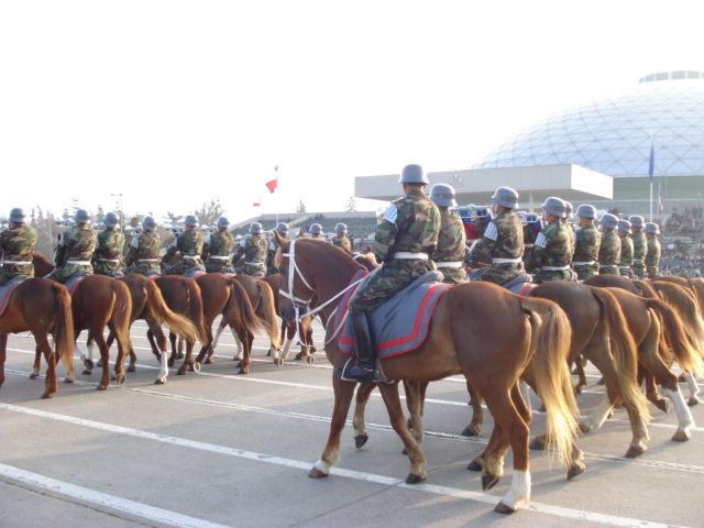 Parada Militar Chile 2009 (Preparatoria) Dsc04713