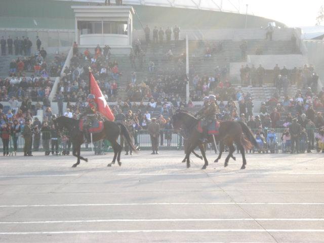 Parada Militar Chile 2009 (Preparatoria) Dsc04714